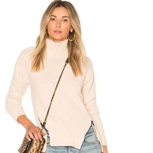 Revolve Lovers + Freinds Delrigde Nude Sweater XS